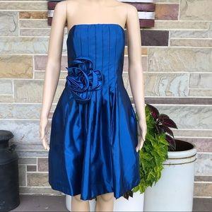 Jessica McClintock Taffeta Dress